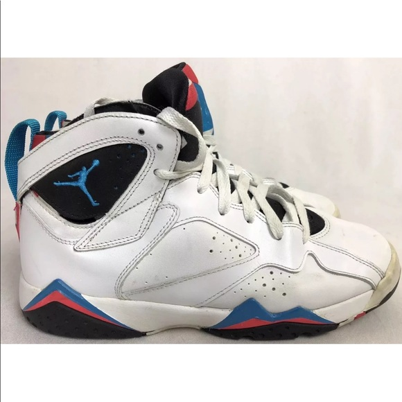 21cc2ce6edc1 Nike Air Jordan 7 VII Womens 8.5 or youth 7 shoes.  M 5c3b758a5c44528f1724c5de